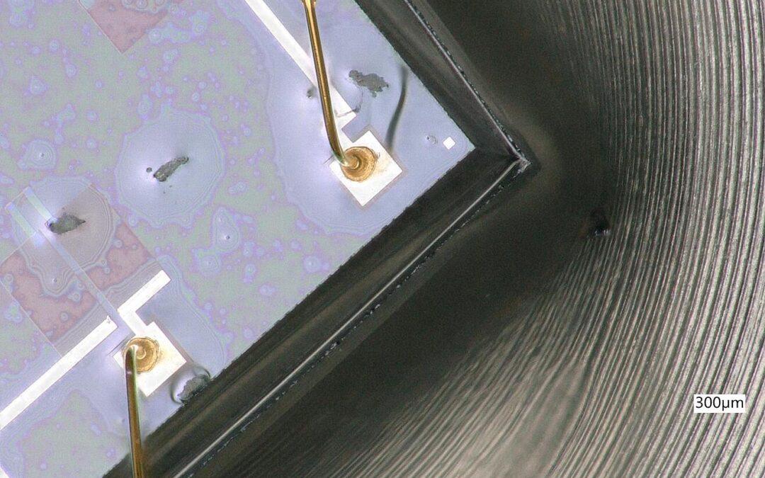 Dehnungsmessstreifen (DMS) in der Druckmesstechnik