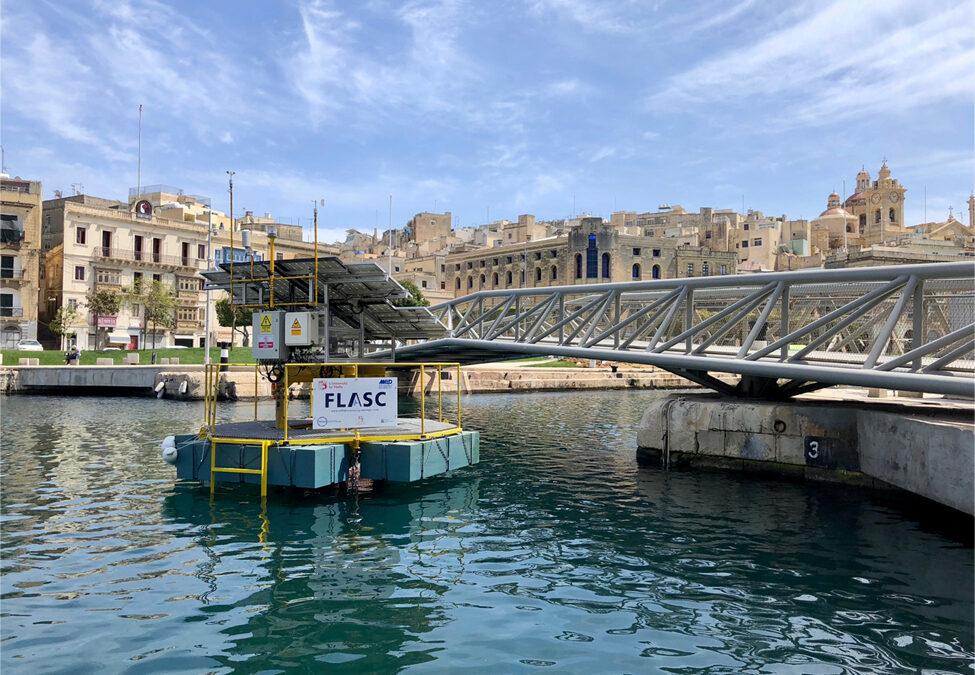 Erneuerbare Ressourcen: Energiespeicherung bei Offshore-Anwendungen