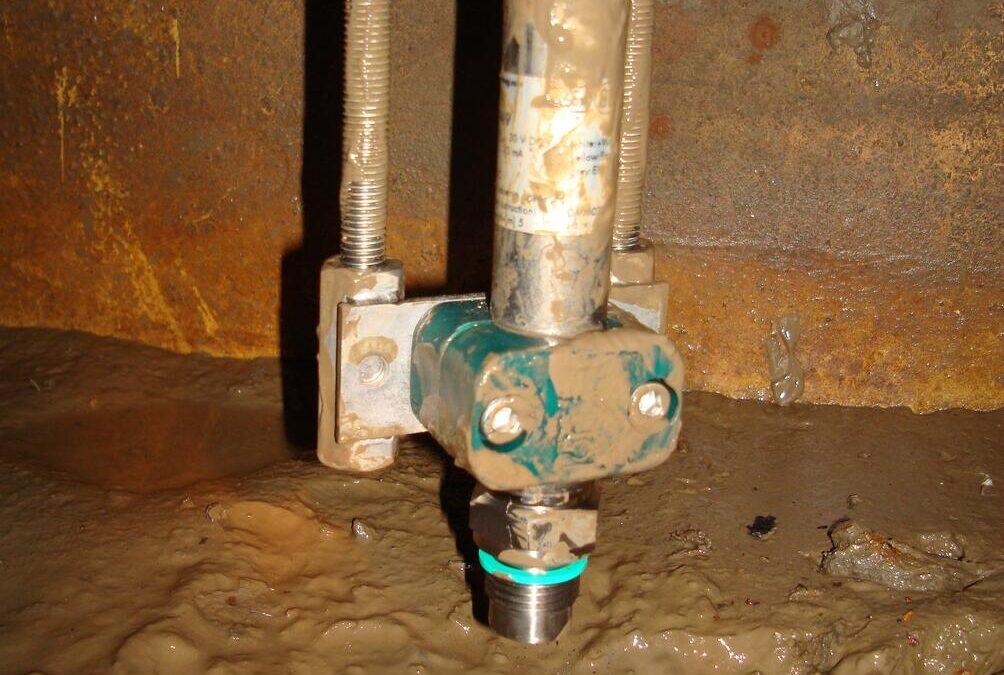 Anwendung von Druckmesstechnik in der Marineindustrie