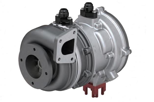 Der Druck, Energie sparen zu müssen, macht auch vor dem Turbolader nicht halt