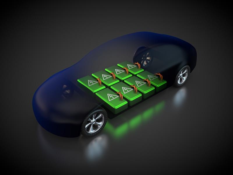 Dank Druckmessung kein Überhitzen von Lithium-Ionen-Batterien