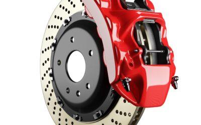 Bremsanlagen funktionieren am besten unter Druck