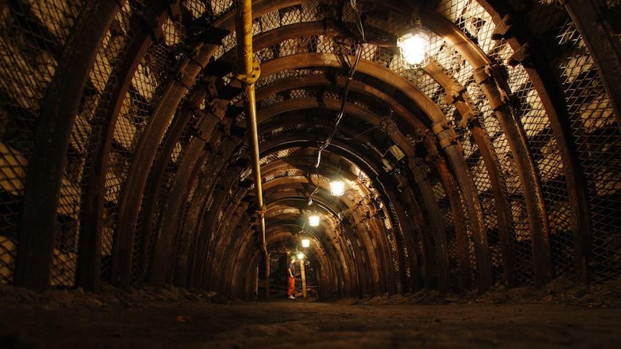 Verlässliche Füllstandsüberwachung im Kohlebergbau