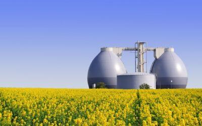 Innovative Druck Messlösung für die Biogas-Produktion