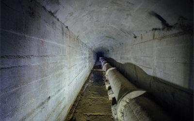Monitoreo de nivel para control de bombas en tanques de aguas pluviales y aguas residuales