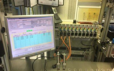 La posición puede influir en la precisión de los transmisores de presión