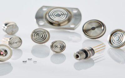 Integración de células de medición piezorresistivas en aplicaciones existentes