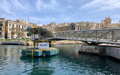 Recursos renovables: almacenamiento de energía en aplicaciones marinas