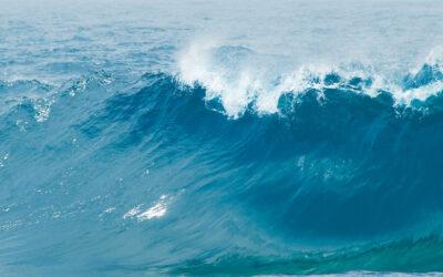 La fuerza del agua: energía renovable de los mares