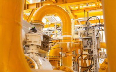 Medición de densidad en caudalímetros de gas