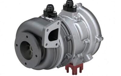 El turbocompresor sucumbe a las presiones de la conservación de energía