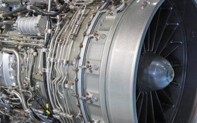 Sensores de presión del dispositivo de prueba: medición de presión en el compartimiento del motor de la aeronave