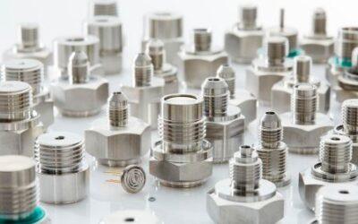 Misura della pressione: connessioni e guarnizioni
