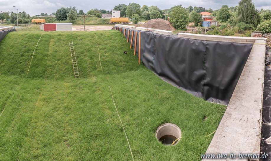Progetto di ricerca DeichSCHUTZ per la protezione delle dighe: misurazioni attendibili per fiumi asciutti