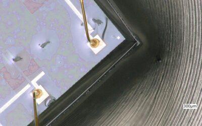 Strain gauges in pressure measurement technology