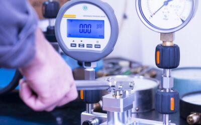 Calibration of pressure transmitters