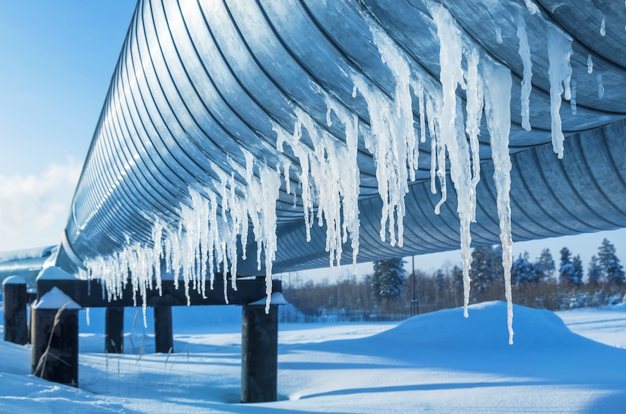 How pressure transmitters also work reliably in the cold