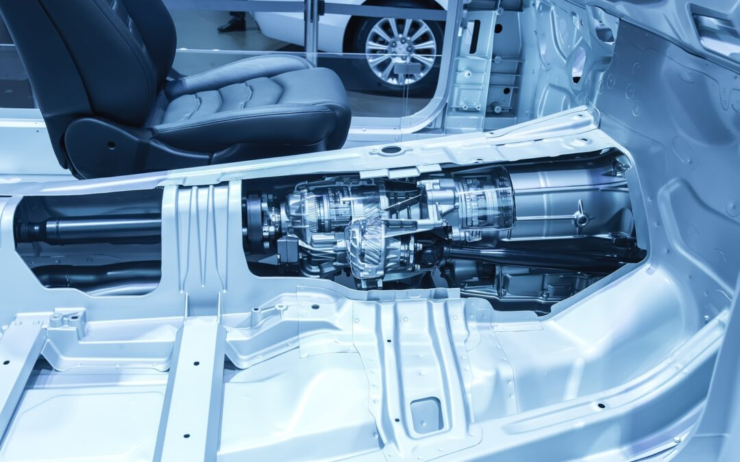 Automatic transmissions thrive under pressure