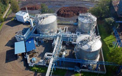 Hydrostatic level monitoring of tanks on piezoresistive basis