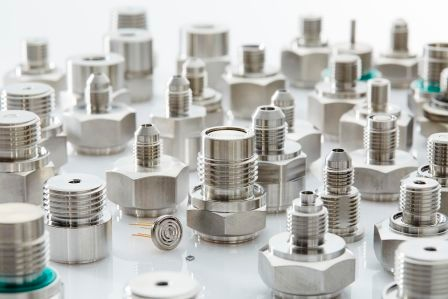 Pressure measurement: Connections and seals