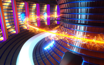ITER International Thermonuclear Experimental Reactor for nuclear fusion